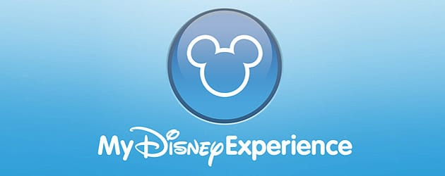 App My Disney Experience
